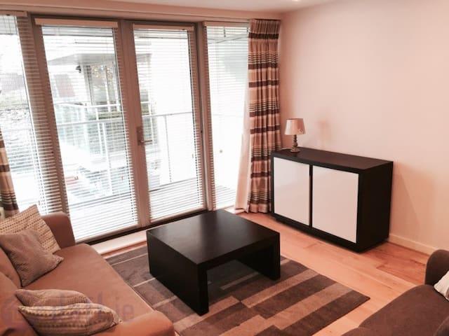 Cosy double bedroom - Dublin - Appartement