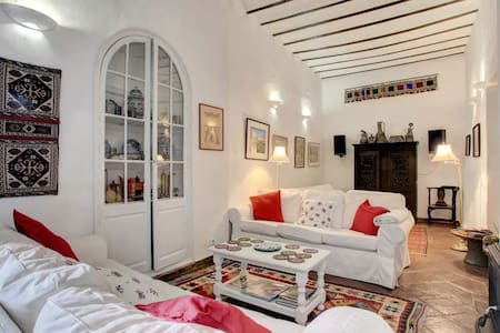Individual apartments in a charming town house. - Jimena de la Frontera - Apartment