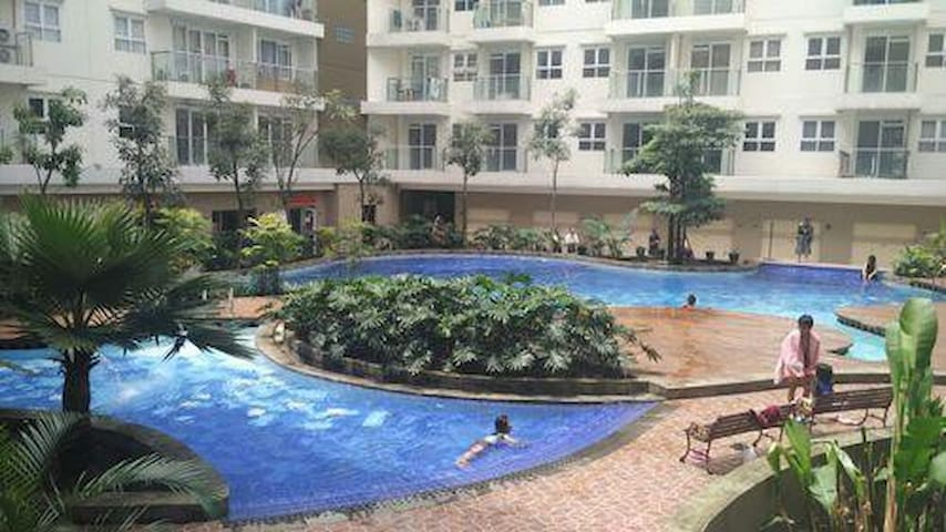 Apartment at Pasteur. 2BR. 4 to 6 persons
