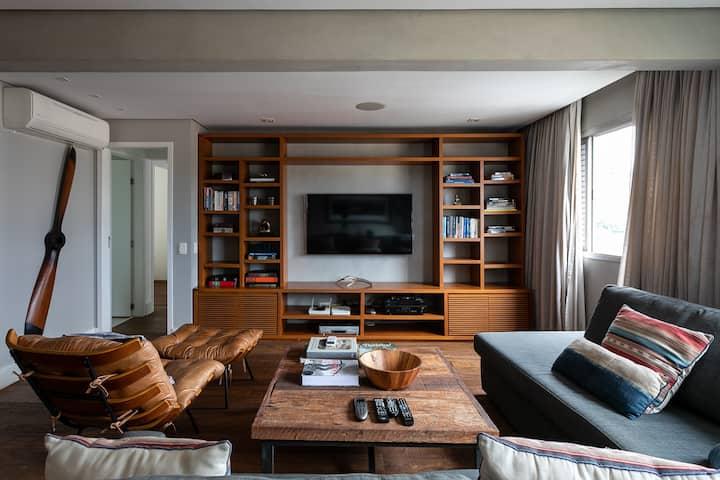 Apartamento Mani - Pinheiros/SP