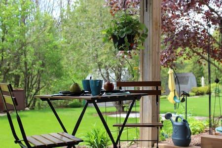 Elora Garden Retreat