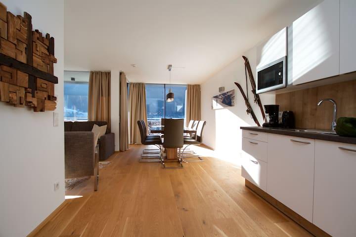 Apartment am Sonnenhang Top 8 - Neukirchen am Großvenediger - Leilighet