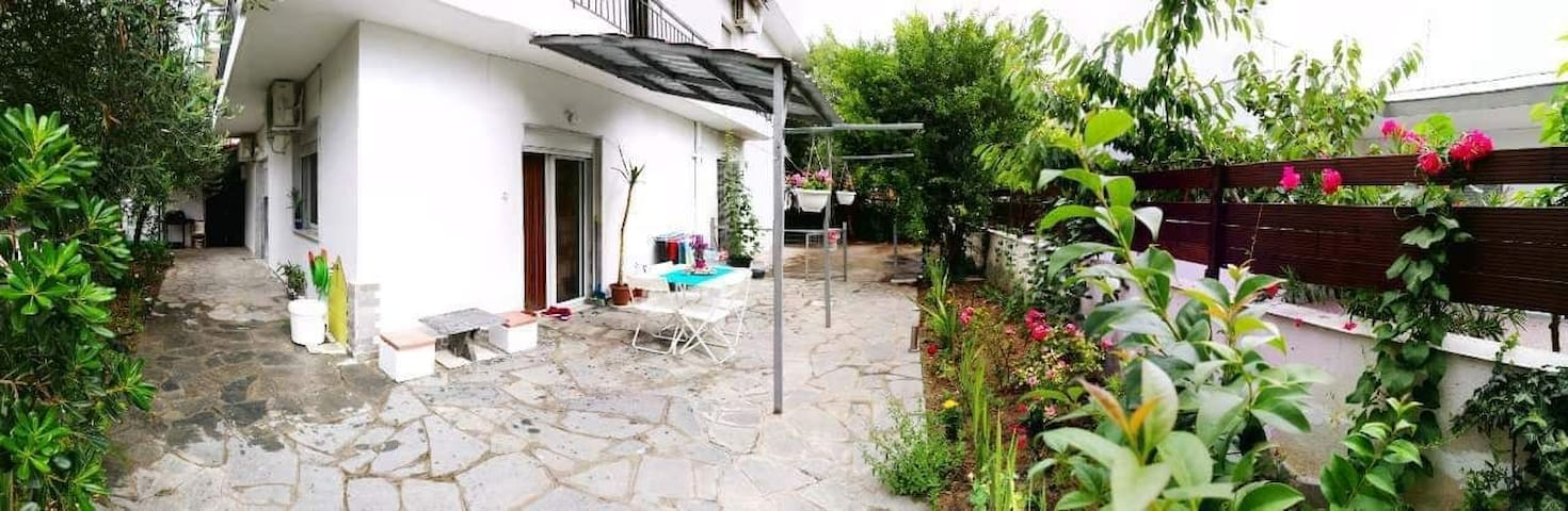 Orea - comfortable apartment 150 m. from the beach