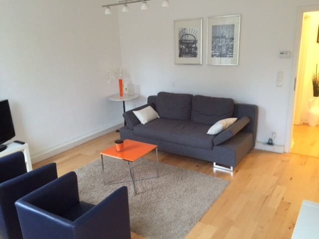 Schöne 56 qm Wohnung am Park