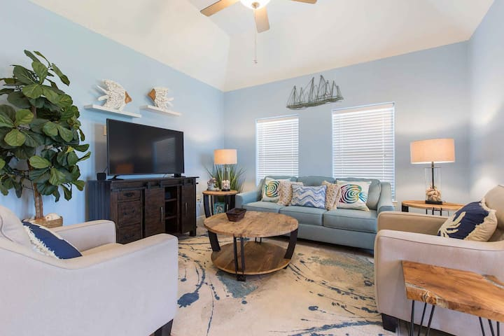 Padre Breeze IV #3 - Luxurious Condo in Premier Location, The Only Thing Missing is You!