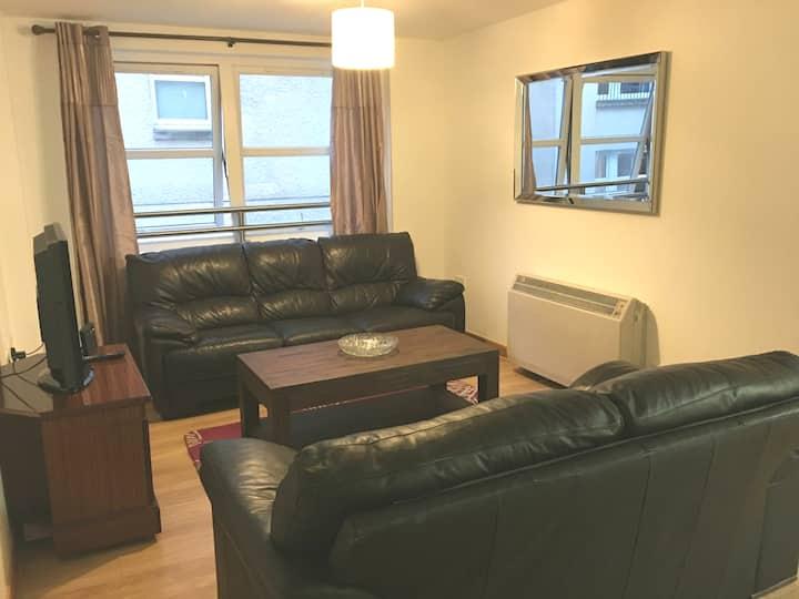 Inverness City Centre Apartment