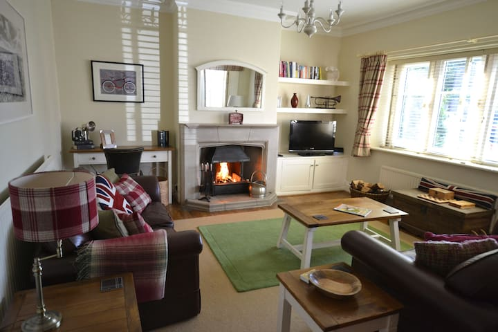 Beautiful Yorkshire Dales home on the Pennine Way - Gargrave - Casa