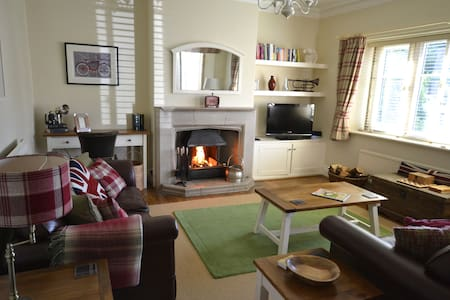 Beautiful Yorkshire Dales home on the Pennine Way - Gargrave - Ev