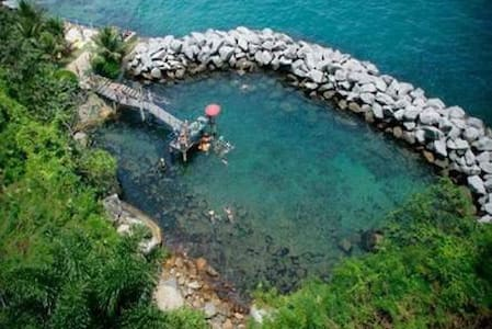 Um pedaço do paraíso na costa verde - Mangaratiba