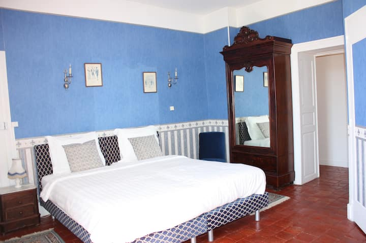 Charming 2p room, pool, breakfast, relax and enjoy