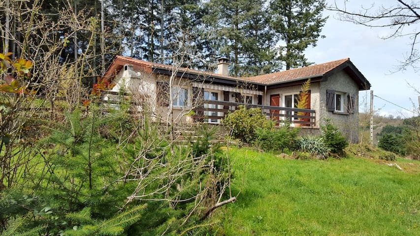 La villa du Chatelard - Ambierle - Casa