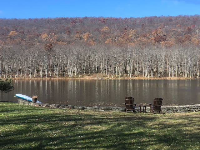 Kittatinny Lakehouse retreat