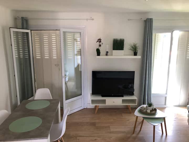 superbe appartement 3 pièces avec terrasse
