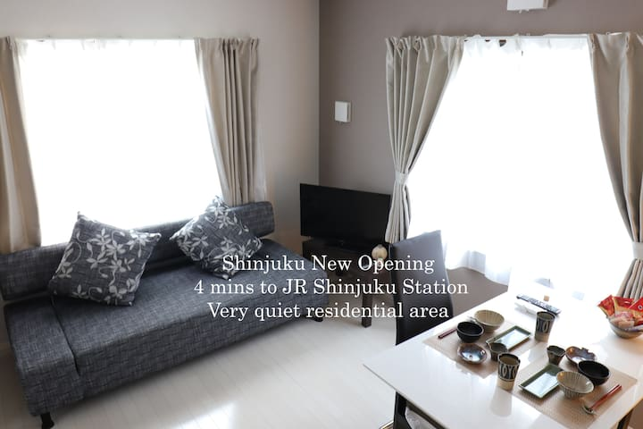 Monthly Rental - New Apartment Shinjuku