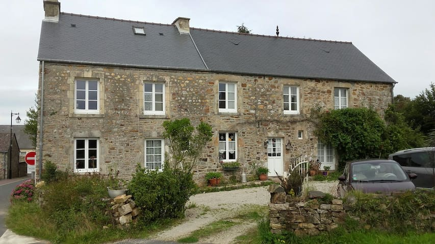 Nice stone House close to Cherbourg