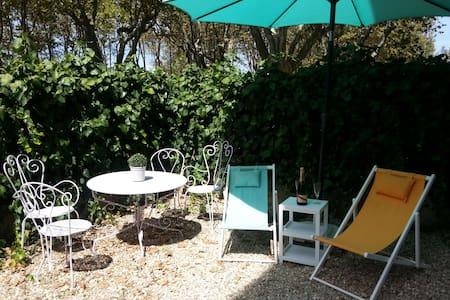 Studio en Camargue 35 m2 neuf  à Salin de Giraud - Arles - Outro