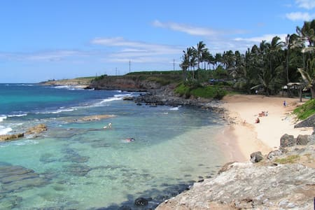 Wake Up and Smell the Ocean from Private Balcony - Paia - Talo