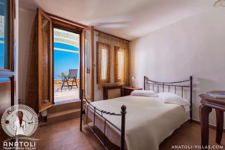 Αngeliki Traditional Villa - Anatoli - Appartement
