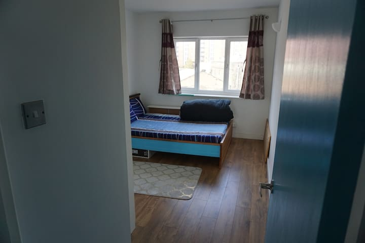 Spacious Private Bedroom with separate bathroom
