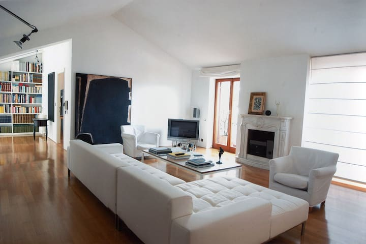 LESS IS MORE - Segni - Appartement