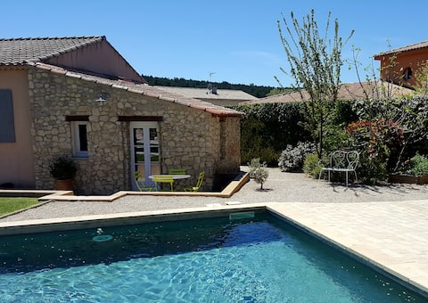 Studio in the countryside of Aix-en-Provence