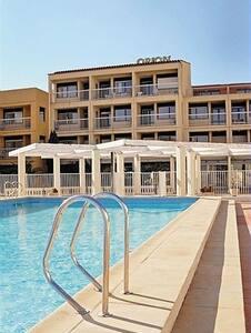 Studio climatisé, piscine, centre port - Agde