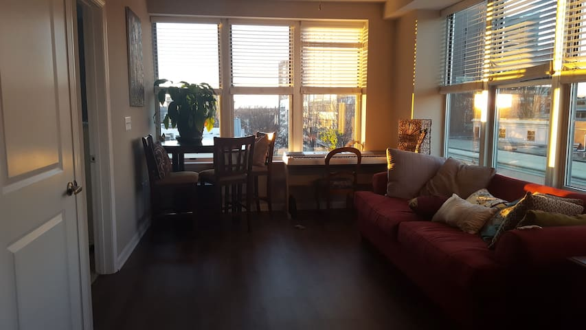 Downtown City Apartment with City Views - Greenville - Apartment