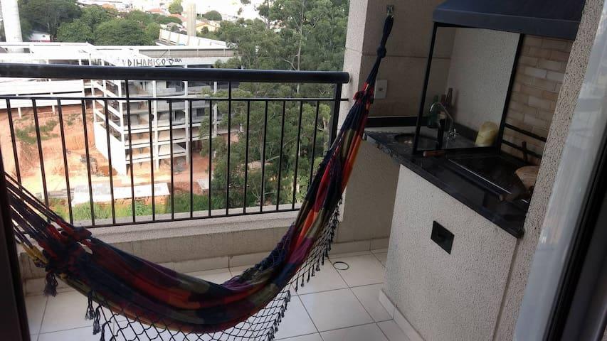 Resort na Zona Norte! - São Paulo - Appartement
