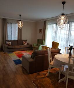 stunning view, modern room with breakfast - Mudanya - 아파트