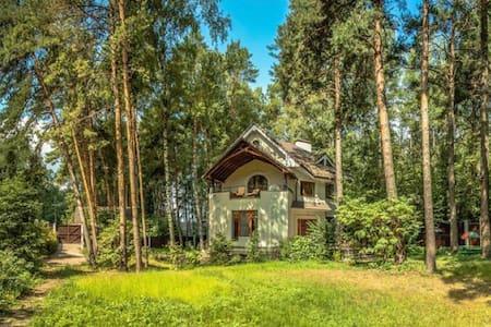 Загородный дом на НОВОЙ РИГЕ-Павлово