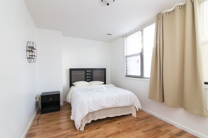 Cozy Private Room #1 near Rutgers & NYC