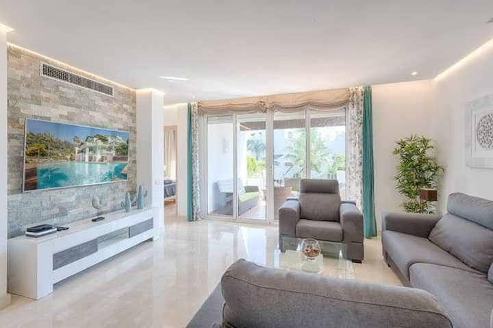 Magnífico y privado Penthouse de lujo en Estepona