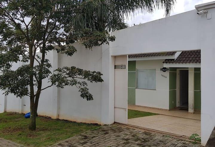Espaço privativo para sua estadia em Guarapuava.