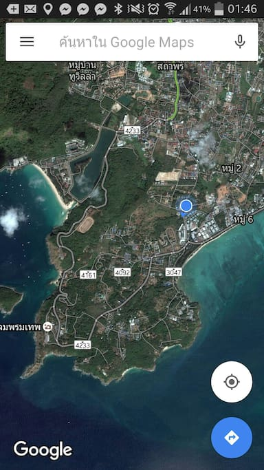 ✔our best location, just 5 -15 mins. to all attractions around, 3 beaches : Nai harn : Ya-nui : Rawai , 3 best view points : Phromthep cape, Wind mill, Karon view point, more & more Wow !! even walk to.