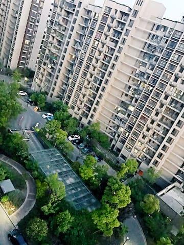 花园小区独立房间~配套齐全,位置方便 - Ханчжоу - Квартира