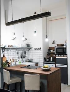 Designer's apartment in city center - Budapest