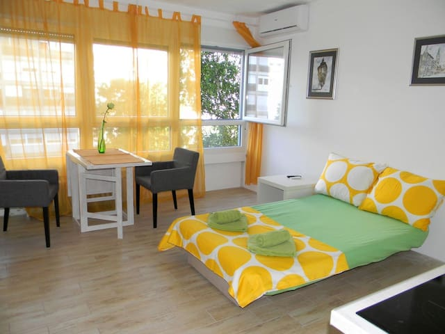 pleasant and affordable, apartment zagreb for 2