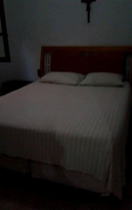 quarto com suite