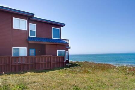 Striking Ocean Front - San Simeon - Appartement en résidence