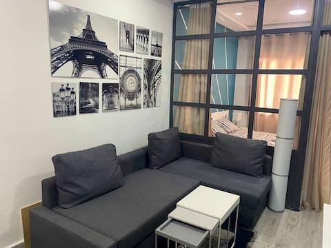 Studio cosy center Rabat, near sea and Medina