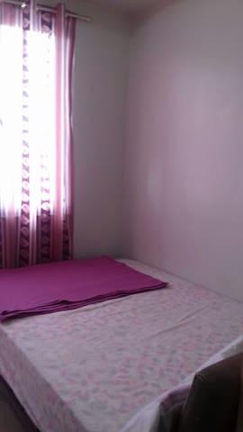 Condotel...sea residences condominu - Pasay city - Daire