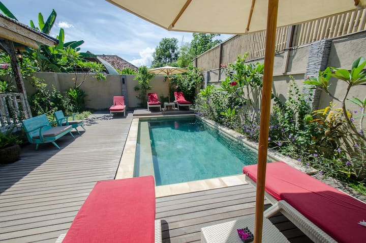 3 Bedroom Joglo Villa with Private Pool