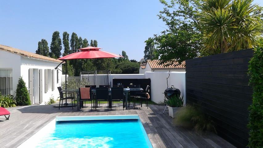 Maison de charme - Le Bois-Plage-en-Ré - Villa