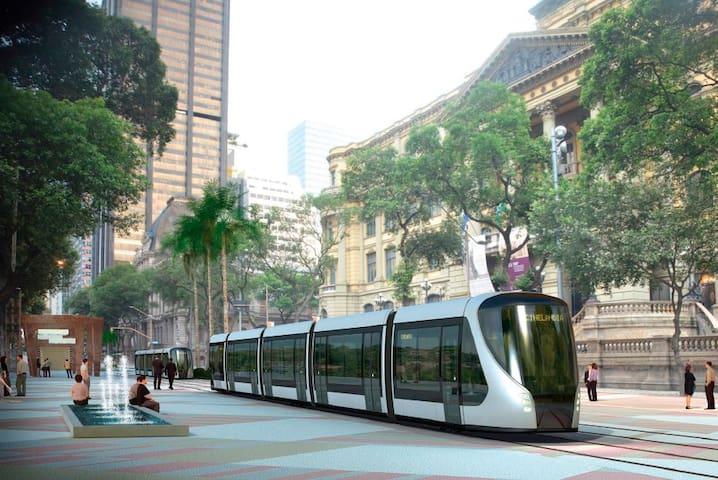 Centro Cidade subway