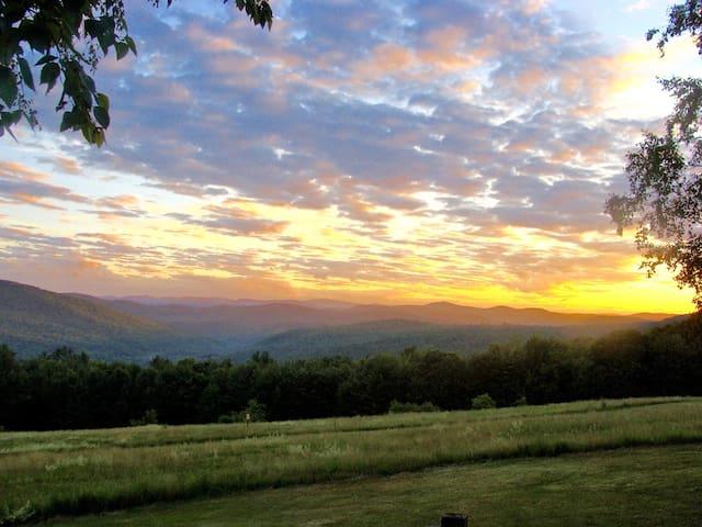 Fantastic Mountain Views, Vermont