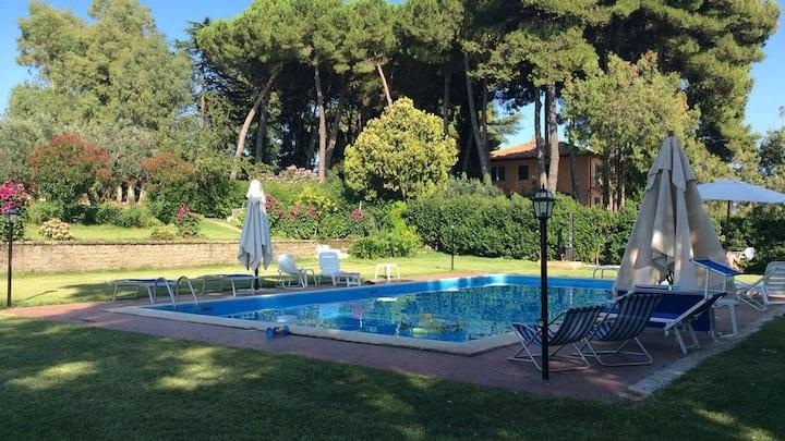 Villino indipendente presso Casale S. Giovanni