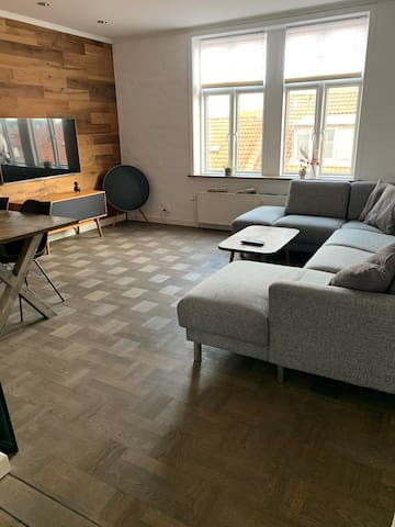 Newly renovated apartment in the heart of Esbjerg!