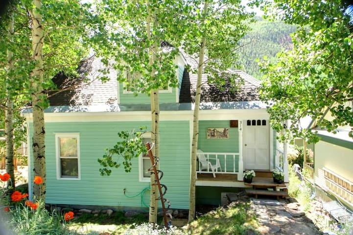 Sunnyside downtown with great views - Telluride - Talo