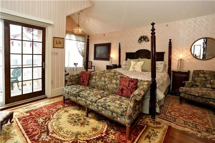 The Elizabeth Wood Room #2 - CAPE MAY COURT HOUSE - Penzion (B&B)