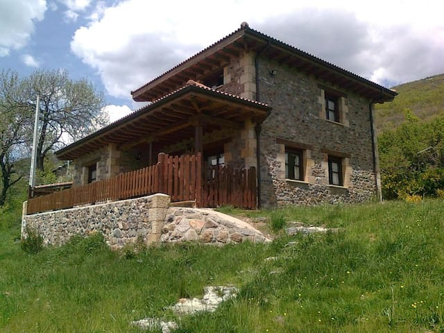 Casa Rural de Alta Montaña - Montaña Palentina - Vidrieros